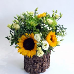 The One With Sunflowers